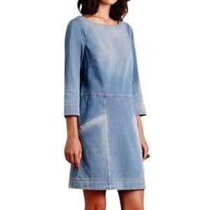 Anthropologie AG Cocoon Denimknit Dress
